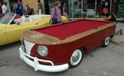 camper pool table